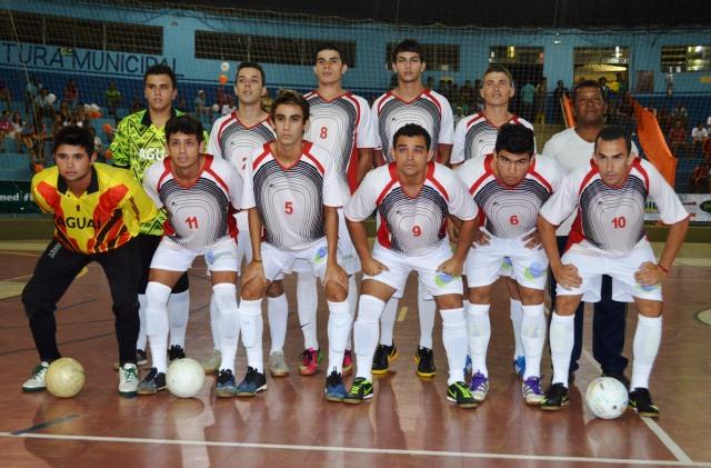 Time de Aguaí lutou, mas o empate prevaleceu contra Guarapiranga