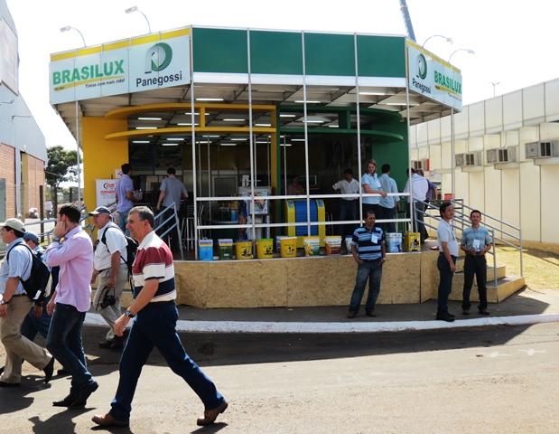 No ano passado, empresa esteve na Fenasucro em parceria com a Panegossi Peças