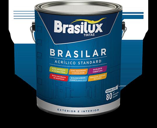 BRASILAR LATEX ACRÍLICO STANDARD