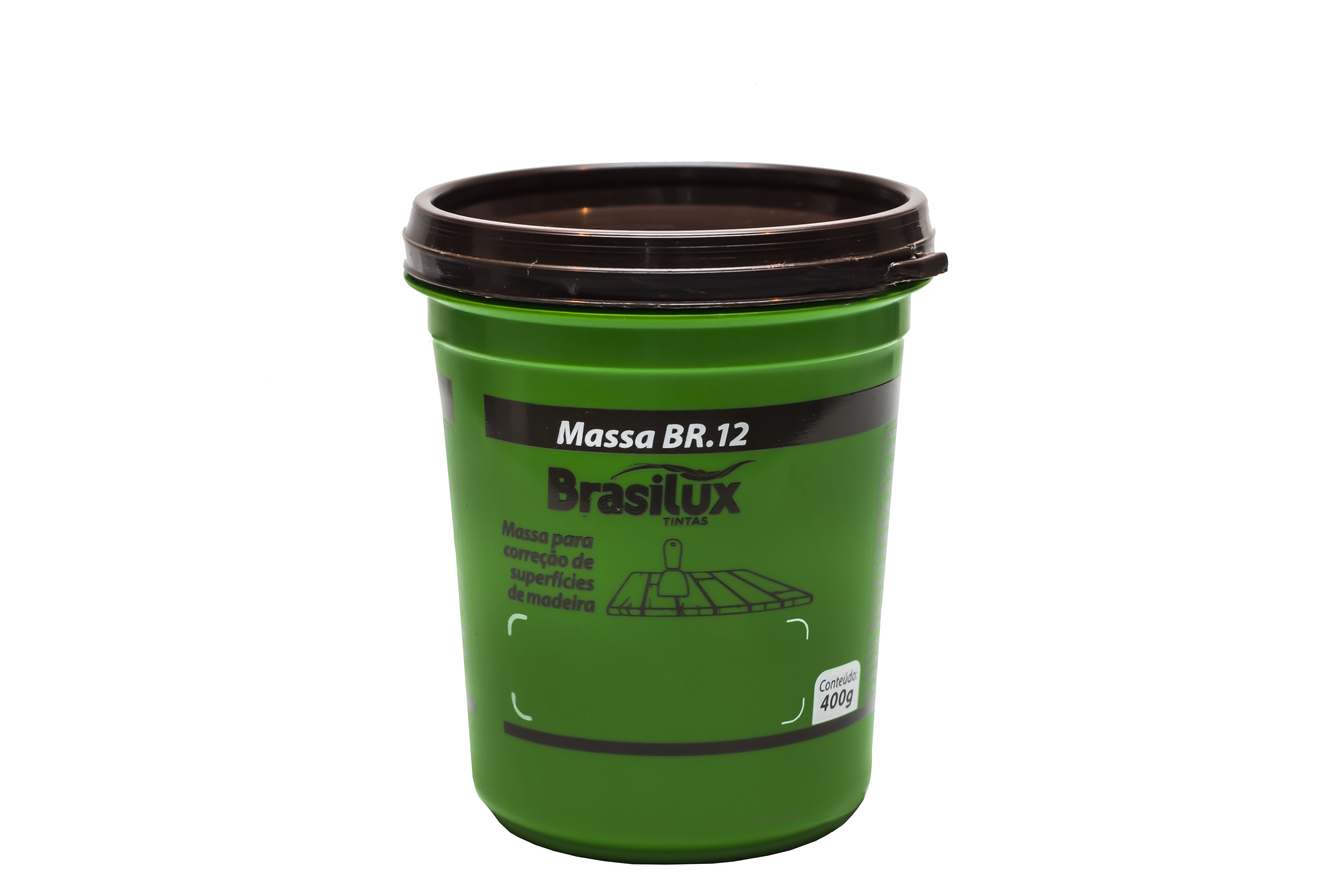 Massa Para Madeira-(BR12)
